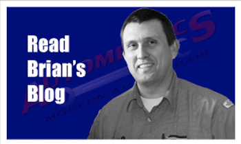 Brians blog at Moses Lake Auto