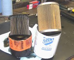 Much more filter in high quality oil filters